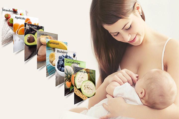 Fruits You Should Eat While Breastfeeding