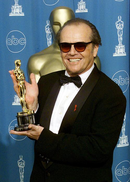 Jack Nicholsons Geburtstag