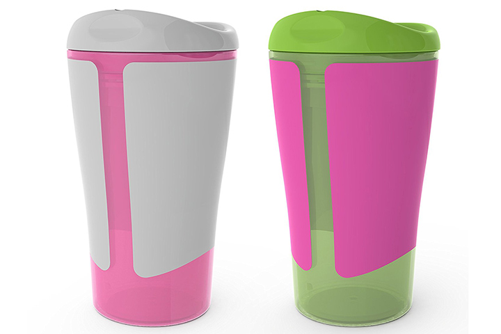 Born Free Grow With Me Big Kid Spoutless Cup