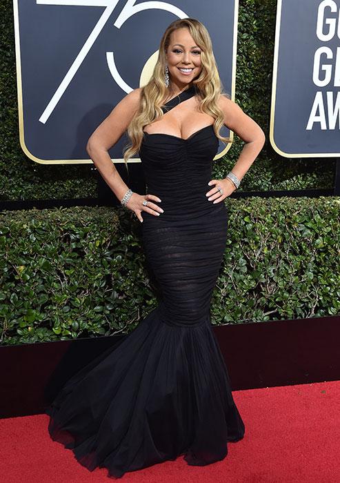 Mariah Careys birthday on March 27
