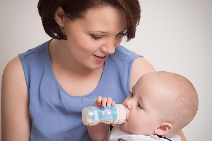 Sojamilch Für Babys