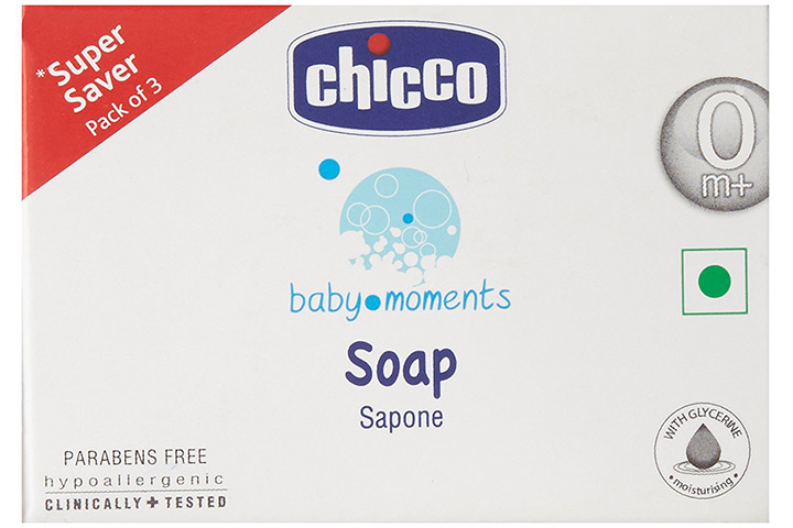 Chicco Baby Moments Soap