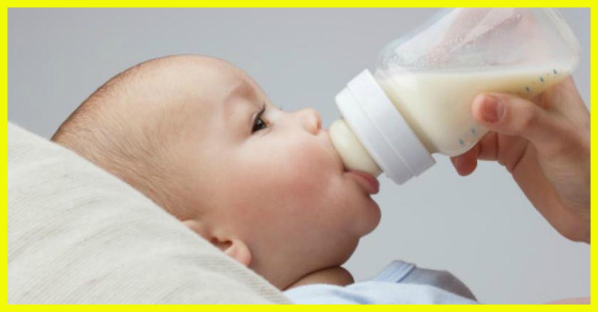 Mandelmilch Für Baby
