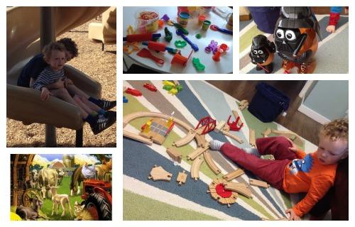 Toys my toddler loves