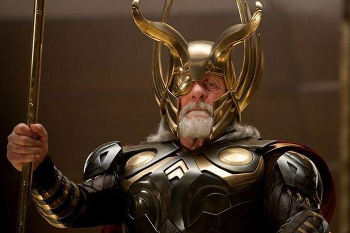 Superhero Baby Names - Odin