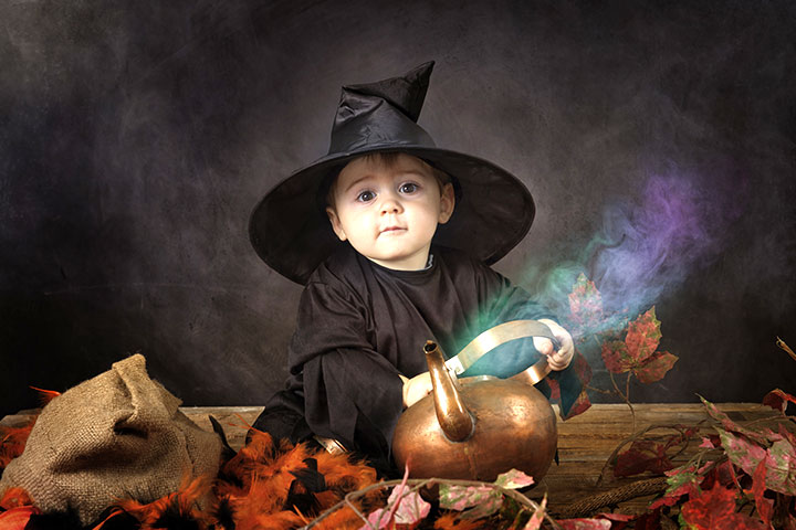 Warlock, Wizard, And Witch Names For Your Baby