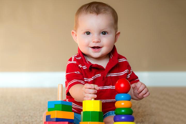 5 beste Spielzeuge für ein 7 Monate altes Baby im Jahr ...