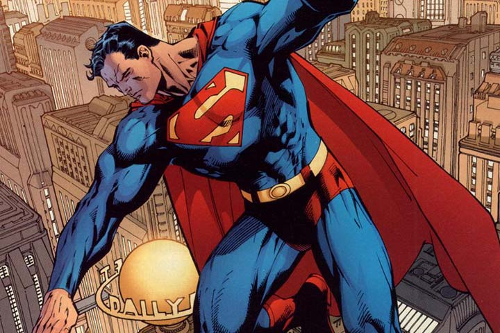 Superhero Baby Names - Clark