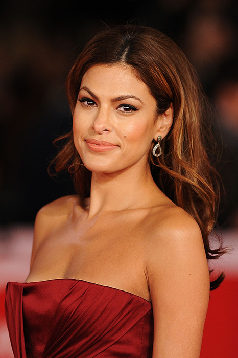 Eva Mendes celebrates her birthday on March