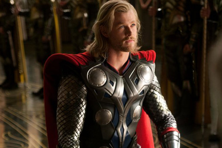 Superhero Baby Names - Thor