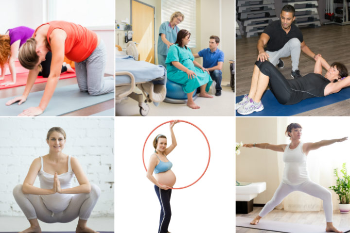 techniques to change fetal position and get relief from back labor