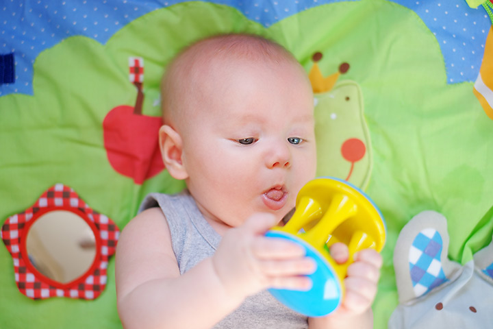 Toys For 4 Month Old Babies