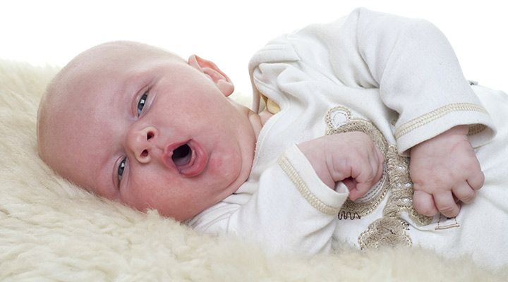 whooping cough in babies