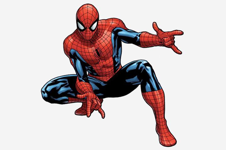 Superhero Baby Names - Peter