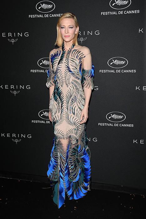 Cate Blanchetts birthday 14 May