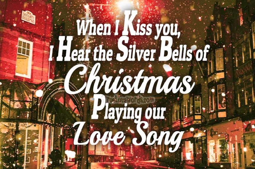 Weihnachtsliebeslied
