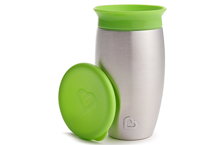 Munchkin Miracle Stainless Steel 360 Sippy Cups