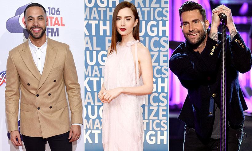 Celebrities celebrating birthdays on 18 March