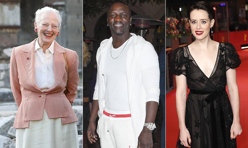 Celebrity birthdays on 16 april